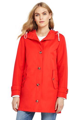 Women's Rain Coat