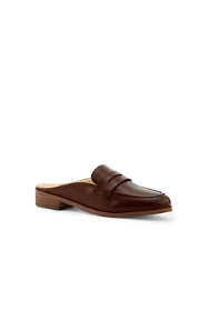 Women's Penny Loafer Mules