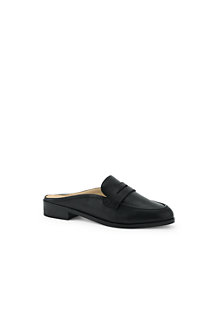 Women's Backless Loafers