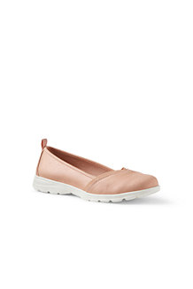 Canvas-Ballerinas für Damen