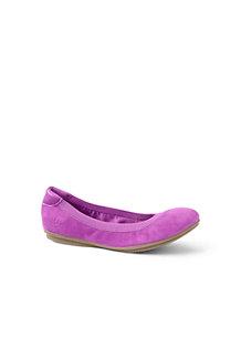 Elastische Komfort-Ballerinas für Damen