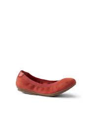 Women's Comfort Elastic Slip On Ballet Flat Shoes