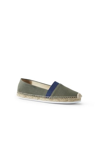 Women's Canvas Espadrilles