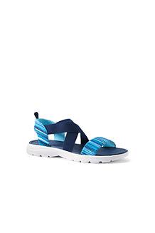 Elastische Sandalen für Damen