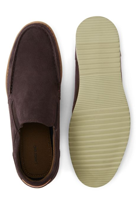 Men's Wide Comfort Casual Loafers