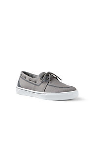 Mens Lightweight Boat Shoes - 10.5 - WHITE Lands End Gifw7zvSNt