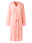 Women's Supersoft Lace Trim Dressing Gown