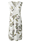 Women's Patterned Supersoft Sleeveless Nightgown