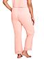 Le Pantalon de Pyjama Court en Modal Stretch et Dentelle, Femme Grande Taille