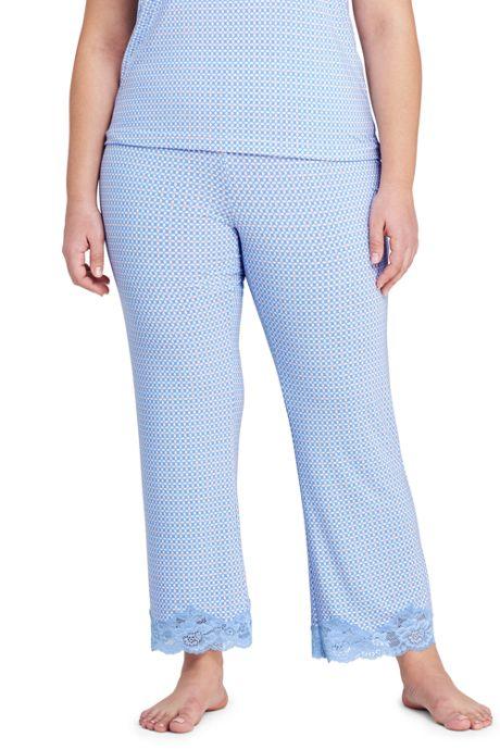 Women's Plus Size Sleep Pants
