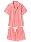 Women's Modal Pyjama Shorts Set Dots