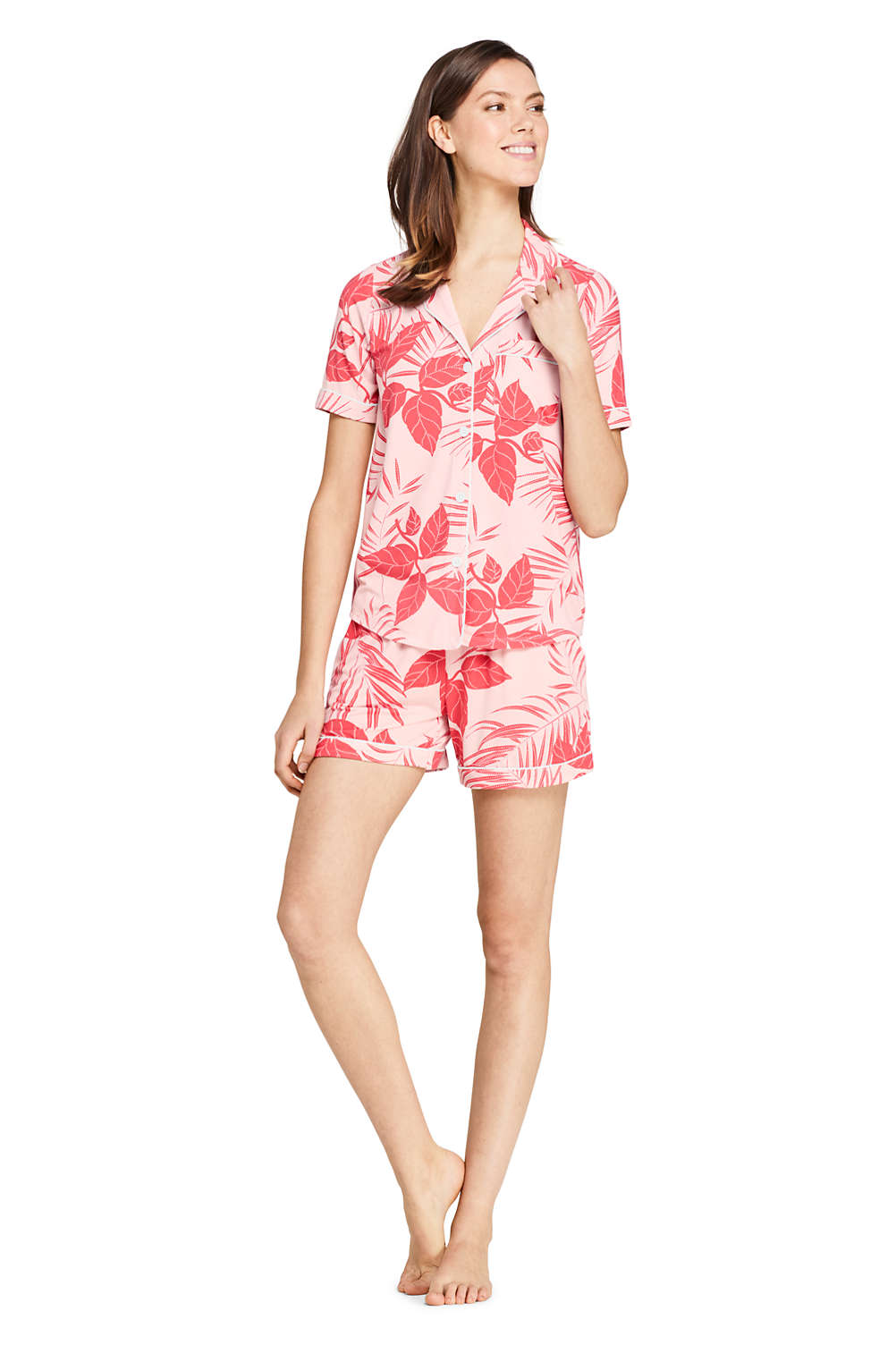 9c0183daffda8 Women's Short Sleep Set from Lands' End