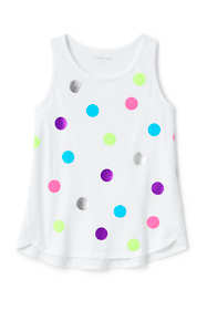 Girls Plus Graphic Tank Top