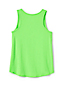 Girls' Plain Vest Top