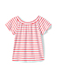 Little Girls' Gathered Neck Top