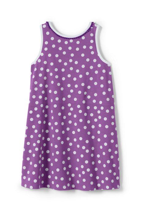 Girls Plus Pattern Tunic Top