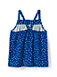 Girls' Patterned Strappy Top