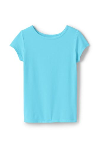 Toddler Girls' Cotton Blend T-shirt