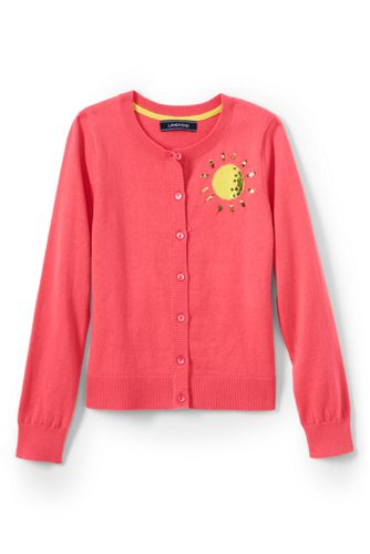 Girls' Sophie Embellished Cardigan