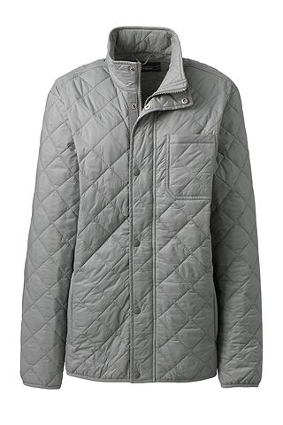 Primaloft Packable Walking Jacket 496096: Light Gray
