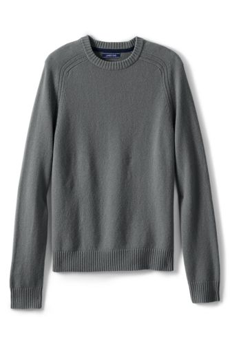 Men's Pure Lambswool Jumper