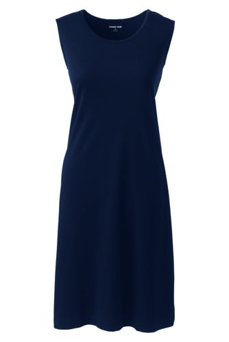 Women's Supima Sleeveless Nightdress