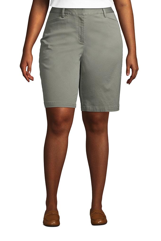 Women's Plus Size Mid Rise 12