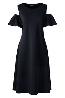 Cut out-Pontékleid für Damen