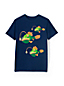 Little Boys' Appliqué Graphic Tee