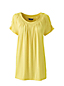 Women's Regular Soft Jersey Smock Top