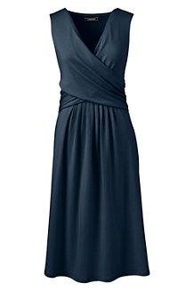 Women's Sleeveless Fit & Flare Dress
