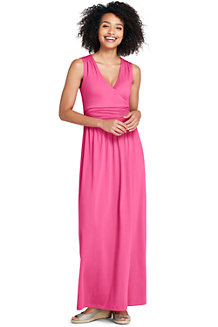 Women's Wrap Maxi Dress
