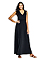 La Maxi Robe Effet Cache-Coeur, Femme Stature Standard