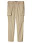 Le Chino Cargo Slim Taille Mi-Haute, Femme Stature Standard