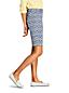 Le Bermuda Chino Stretch Imprimé, Femme Stature Standard