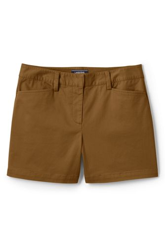 Chino-Shorts mit Stretch, 13 cm für Damen