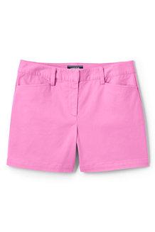 Chino-Shorts mit Stretch, 13 cm für Damen
