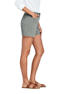 "Women's Mid Rise 5"" Chino Shorts, Unknown"