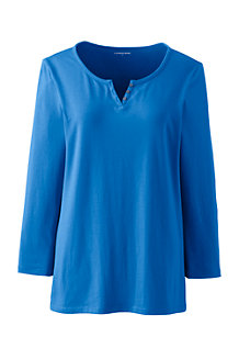 Women's Henley Top