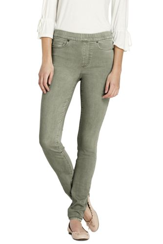 Women's Pull-on Skinny Jeans