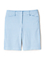 Women's Mid Rise 10″ Seersucker Bermuda Shorts