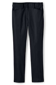 Women's Tall Chino Mid Rise Straight Leg Pants