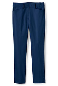 c86ac8d8370 Women s Plus Size Mid Rise Chino Straight Leg Pants