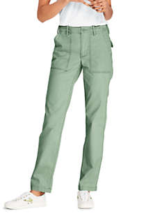 Women's Mid Rise Field Chino Pants, Front
