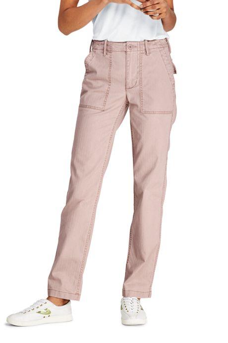 Women's Mid Rise Field Chino Pants