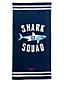 Kids' Printed Velour Beach Towel