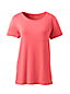 Le T-Shirt Dos Dentelle, Femme Stature Standard