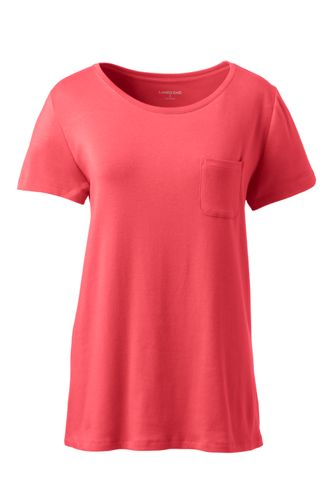 Women's Lace Back T-shirt