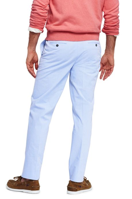 Men's Tailored Fit Pincord Trousers