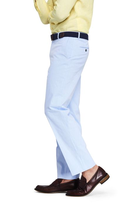 Men's Traditional Fit Pincord Trousers